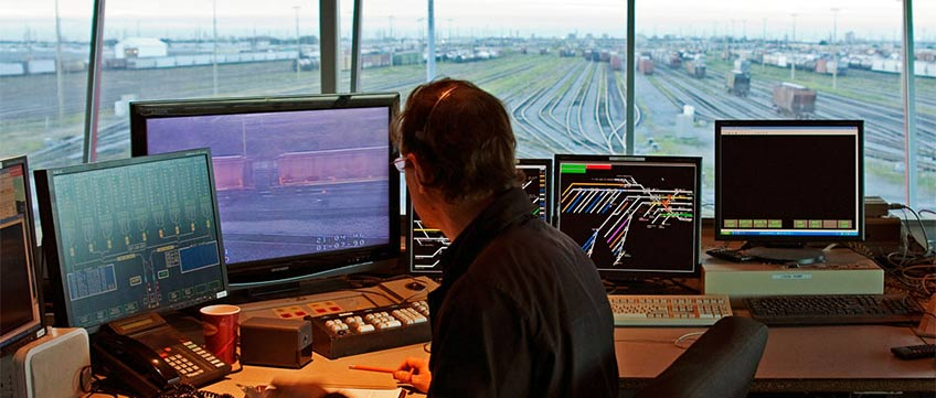 Railroad Dispatch Systems